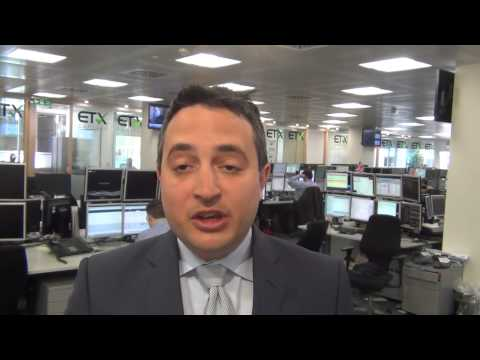 European Markets react to China numbers and the Crimean Situation