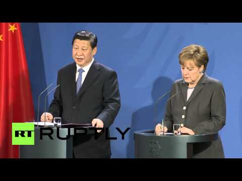 Germany: Potential for future FTA with China says Merkel