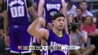 Sacramento Kings vs Phoenix Suns - April 11, 2016