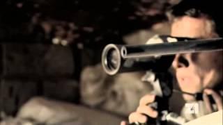 V zaměřovači odstřelovače