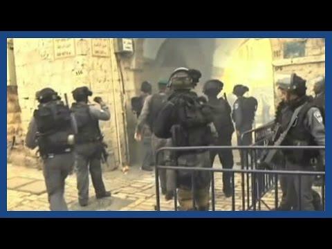 Jerusalem synagogue attack: 'a stunned sense of shock' | Report #1