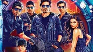 Happy New Year Trailer Shahrukh Khan