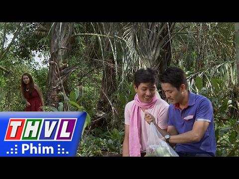THVL | Hương đồng nội - Tập 33[1]: Mỹ Nhàn tình cờ bắt gặp Sáu Ngàn và Đô La đang hẹn hò