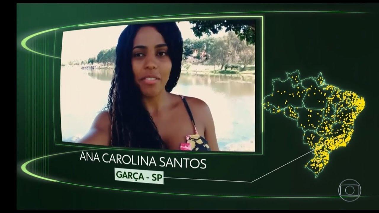 """Garça é destaque no quadro """"O Brasil que eu quero"""" no Jornal da Globo"""
