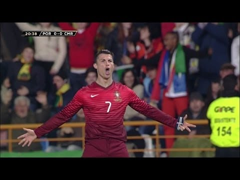 Portugal vs Cameroon 5-1 All Goals & Highlights [Friendly] HD 2014
