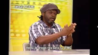 TV Verdade debate a pol�mica do tr�fico de drogas na Fafich