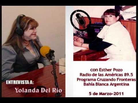 Resumen Entrevista A Yolanda Del Rio Con Esther Pozo