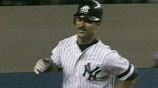 1995 ALDS, Gm 2: Mattingly Homers In The Postseason