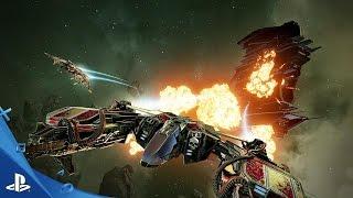 EVE: Valkyrie - E3 2016 Játékmenet Trailer