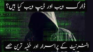 What is Deep Web and Dark Web Explained   Hindi / Urdu