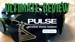 Ultimate Review- Sony Pulse Wireless Stereo 7.1 Headset