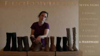 How To Spot Fake UGG Australia Boots Fleecefootwear.com