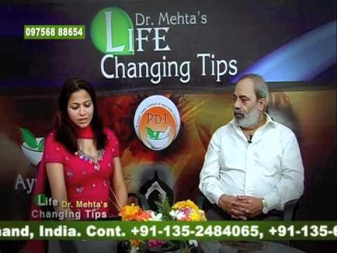 Ayurveda | Gout tips (Hindi) - Dr. Anil K. Mehta (PDI, AGN, EISRA)