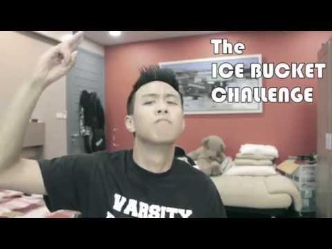 [Vlog: 27.5] HuyMe ice bucket Challenge