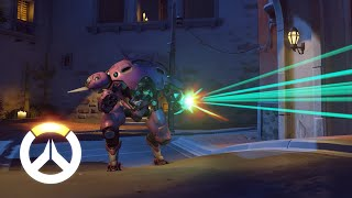 Overwatch - D.Va Ability Overview
