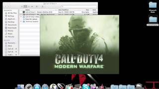 HOW TO Install Call Of Duty 4 On PC/Mac ****TUTORIAL