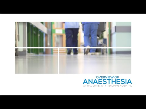 Overview of Anaesthesia