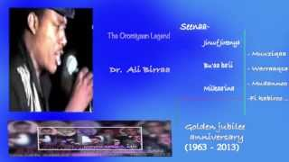 Finfinnee Tube Presents: The Golden Jubilee of Dr. Ali Birra in Oromo Music