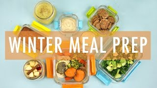 EASY MEAL PREP WITH ME!  | Healthy Meal Prep for the Week