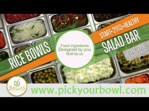 Bowls - Salads, Acai and Rice Bowls (949) 722-6957 Healthy Food Newport Beach