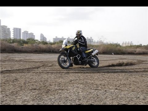BMW F650 GS video review by Autocar India