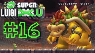 New Super Luigi U -- Part 16: The Final Battle