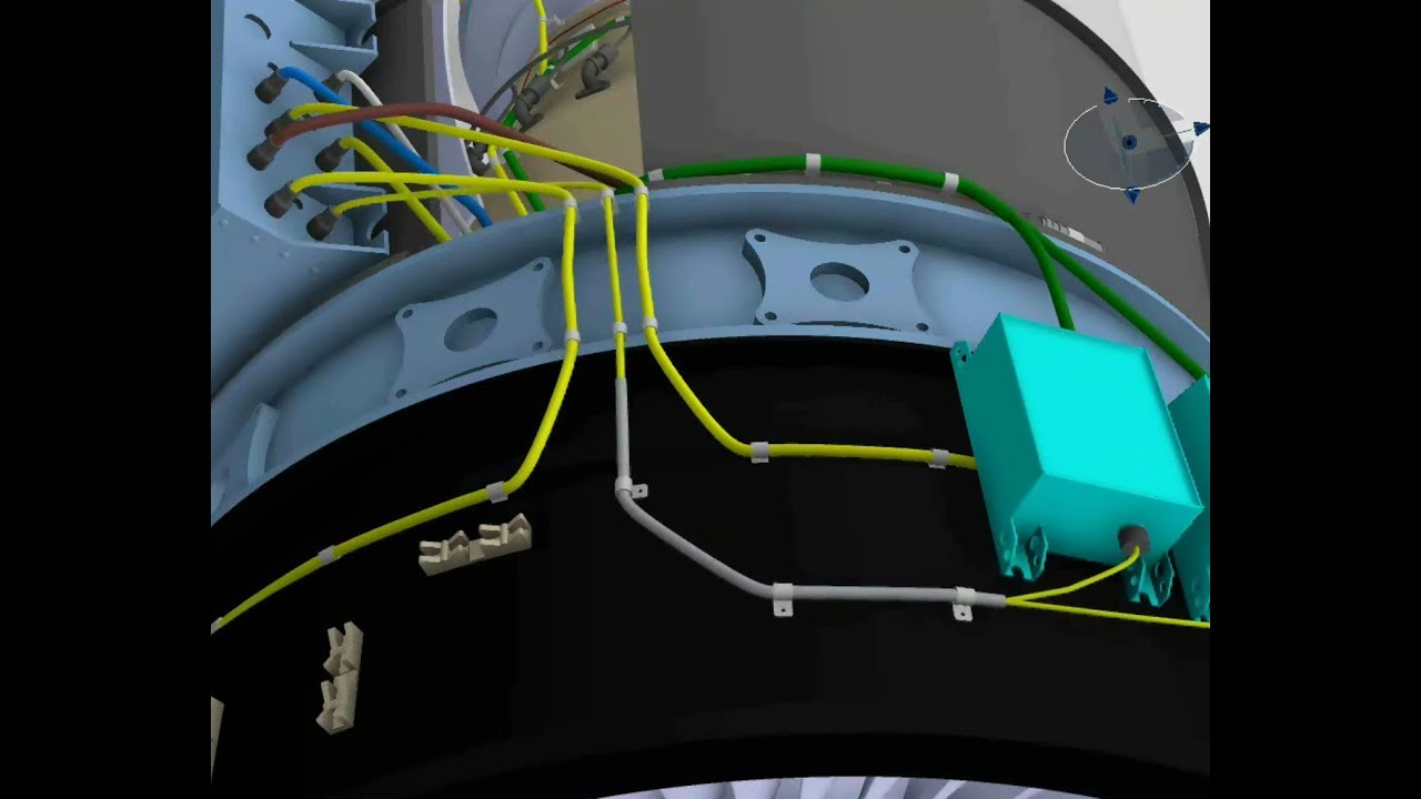 Meaning Of Wiring Harness : Catia v electrical wire harness generation from d