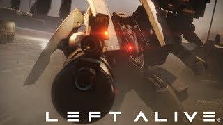 LEFT ALIVE - The Invasion of Novo Slava