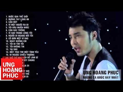 ƯNG HOÀNG PHÚC | TUYỂN TẬP NHỮNG CA KHÚC HAY NHẤT | AUDIO