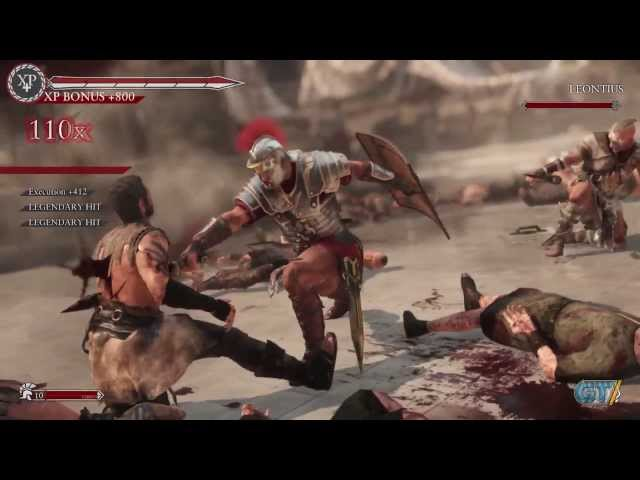 Ryse: Son of Rome - Execution Montage