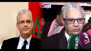 بالفيديو..كلمة مؤثرة من نزار بركة في حق الاستقلالي الراحل عبد العزيز حليلي | خارج البلاطو