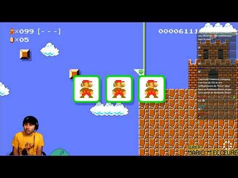 [Ep#132] Super Mario M'écoeure - Super Expert speedrun et nage