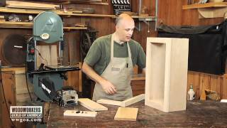 Woodworking Tips & Techniques: Joinery Why I Love My
