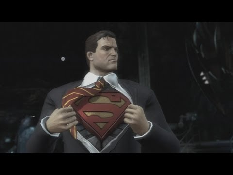 Injustice - 15 Minutes of Gameplay EVO 2012