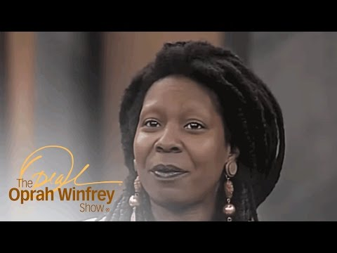 Whoopi Goldberg on the