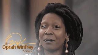 Whoopi Goldberg on the Downside of Getting an Oscar® Nod   The Oprah Winfrey Show   OWN