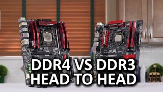 DDR4 vs DDR3 - Apples to Apples Comparison