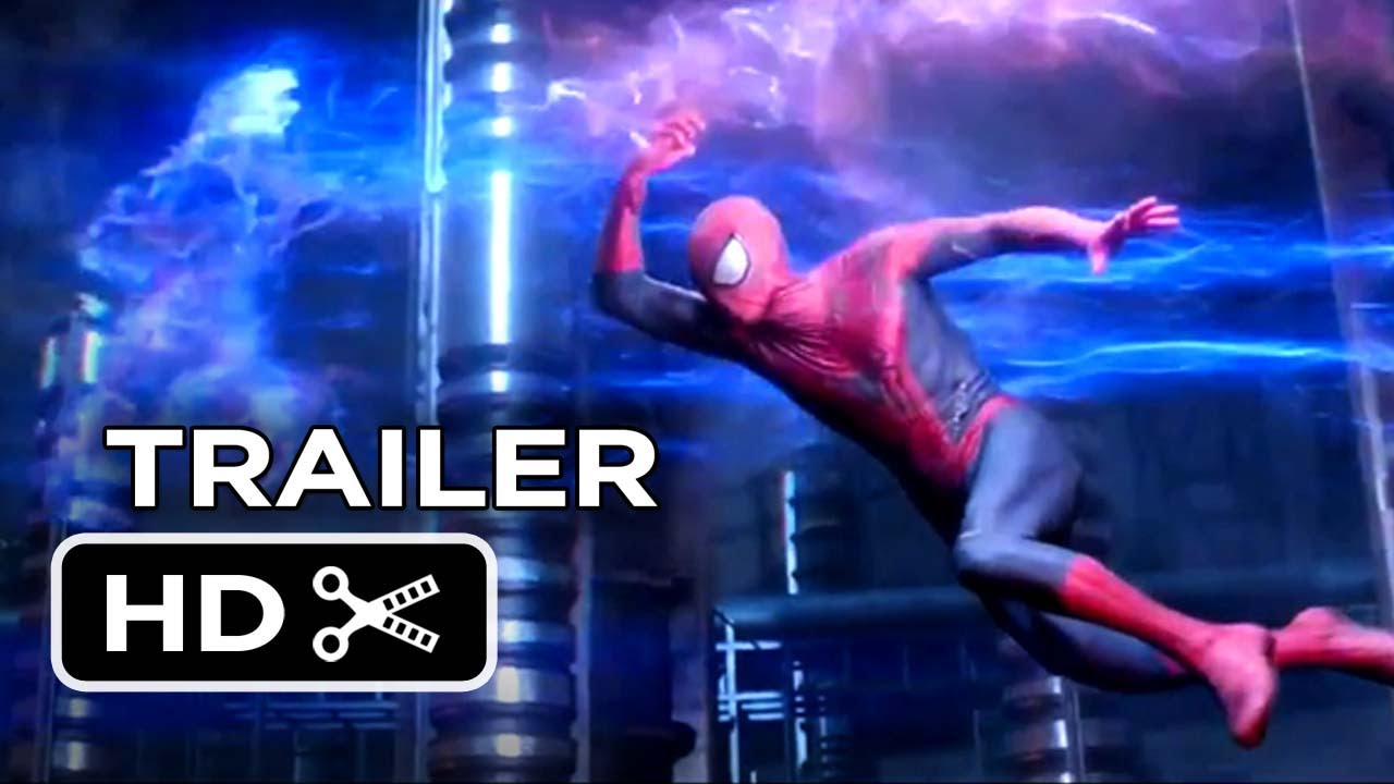 A photo of The Amazing Spider-Man 2 Official Trailer #1 (2014) - Andrew Garfield Movie HD