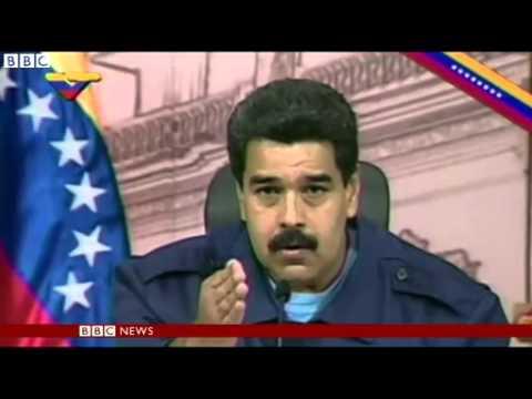 Venezuela's Maduro seeks US talks bbc news