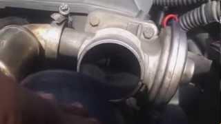 Как работает EGR на двигателе BMW M57D30