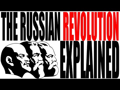 The Russian Revolution Explained: World History Review