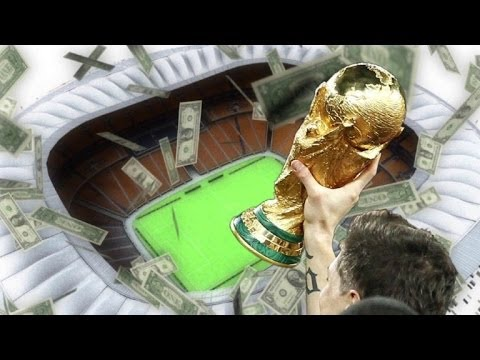 The cost of the World Cup