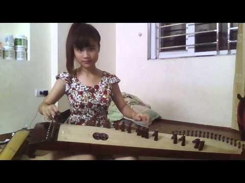 Con Bướm Xinh (đàn Tranh) - Girl Bách Khoa Hà Nội