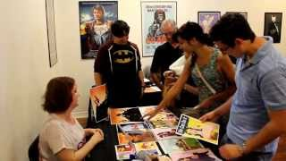 Rising Stars of Comics Event Coverage