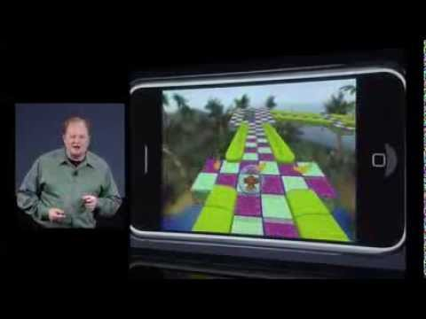 Apple March 6 Event  iPhone Software Roadmap. Стив Джобс