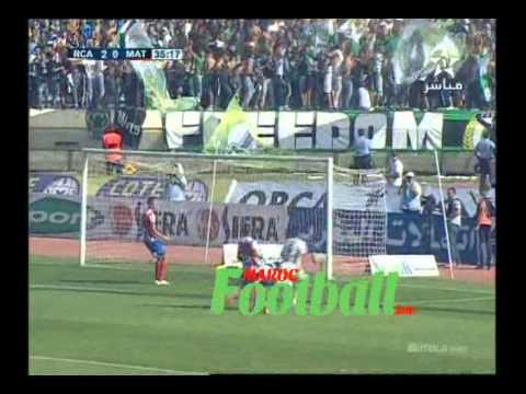 Raja Casablanca Atlhletic 5-0 Maghrib Association Tetouan