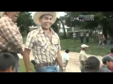 Narco fiesta en Cobán - 15/10/2011