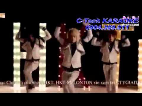 Tinhbanlamaimai com Karaoke Yeu khong can noi ra  HKT flv
