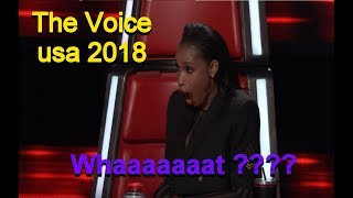 The Voice USA 2018 - Best Blind Auditions Of The Voice usa Season 13 - PART 1
