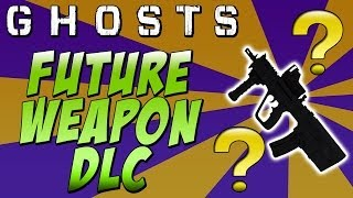 "COD Ghosts ""FUTURE WEAPON DLC"" Info LEAKED?! New AR, SMG, Shotguns Coming?"